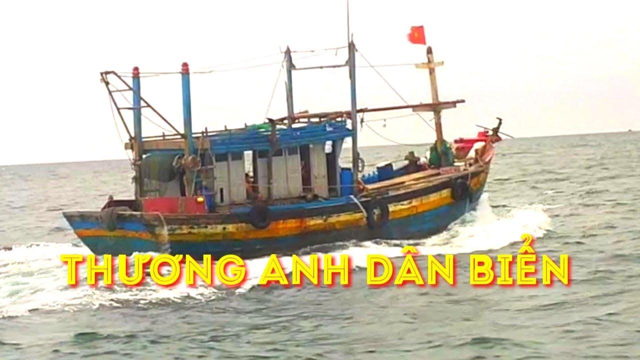 Thương Anh Dân Biển | Sóng Gió × Chế | - ĐTV Vlogs98