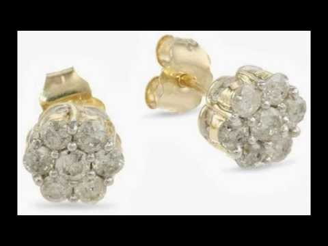 natural stud wg in white prong diamond earrings gold h round i carat color image itm