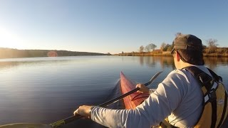 "Bright Morning Paddling The ""mystery"" Wooden Racing Kayak"
