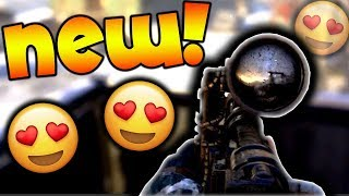 UNLOCKING THE BEST NEW WEAPON IN THE NEW CALL OF DUTY!!! (Kar98k Sniping Gameplay)