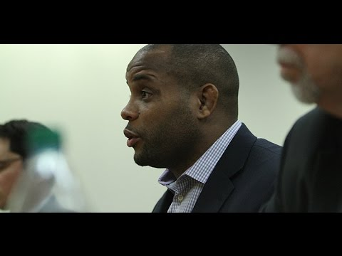 Daniel Cormier at NAC Hearing: The Bullying Past Affected His Reaction