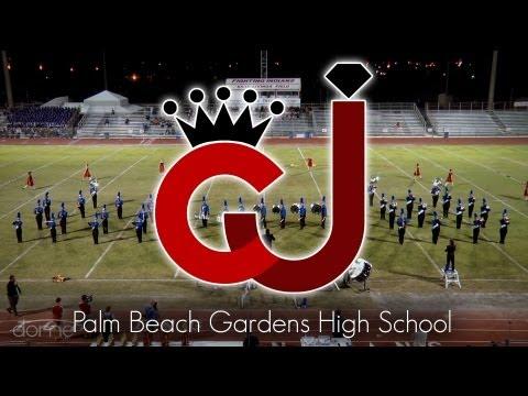 Palm Beach Gardens High School - Crown Jewel Marching Band Festival 2012