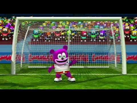 A Jugar -  Osito Gominola - Mundial 2010 por Chile