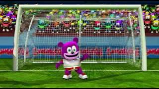 A Jugar -  Osito Gominola - Mundial 2010...