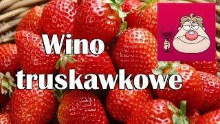 http://www.malinowynos.pl/ Wino truskawkowe Chyba nie ma osoby, któ...