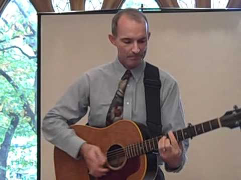 """Marching into the Light,"" performed by Rev. Fred Small, written by Andres Useche"