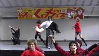 くまフェスダンスマスター フィナーレ 「千本桜」