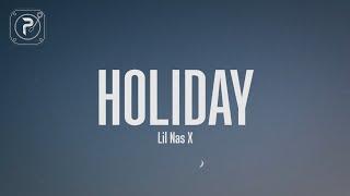 Lil Nas X - Holiday (Lyrics) смотреть онлайн в хорошем качестве бесплатно - VIDEOOO