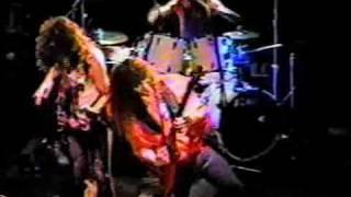 ending of ESP live in Japan 89 rare video.