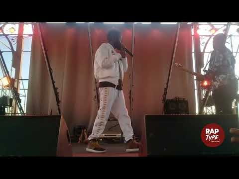 Kwesta -  Mmino Performance at The YFM's LYFE Made Brighter by MTN