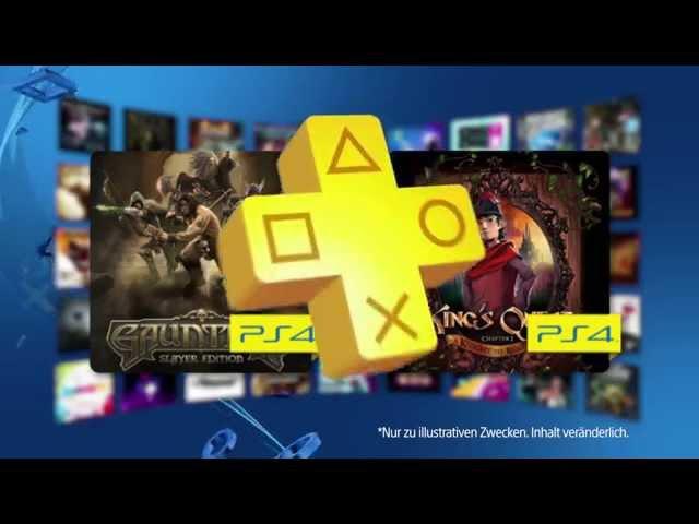 ce0b1106441b14 PlayStation Plus im Dezember  Gauntlet