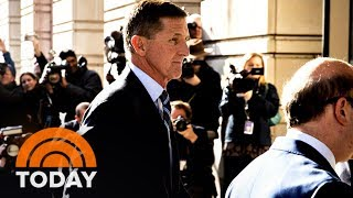 Michael Flynn Pleads Guilty To Lying To FBI, Agrees To Cooperate With Mueller | TODAY