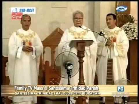 Sunday Family TV Mass May 22, 2016