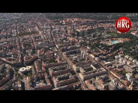 ZAGREB: Tourist Postcard