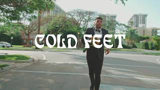 """here's the lyric vid to """"cold feet"""" produced by William Van Zandt written by Marcos Garcia and Elizabeth Garcia bass: Ryan Wheeler trumpet: Jonny Chais visuals ..."""
