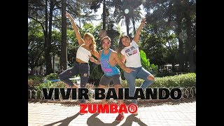 Silvestre Dangond, Maluma - Vivir Bailando /Zumba fitness// Fabian Acuña