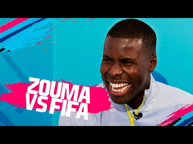 """I could beat Pogba in a race!"" 