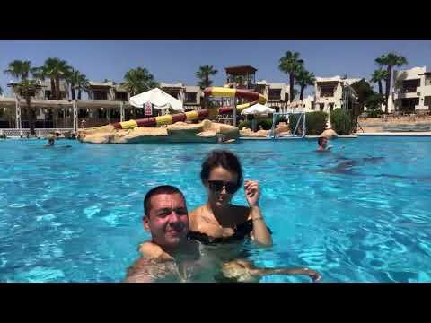 Перелет в Шарм-Эль-Шейх. Отель Golden Sharm Hotel (Shores Golden). Бассейн, Красное Море, Рыбки!!