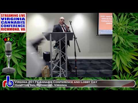 Virginia Cannabis Conference 2017 - Afternoon Sessions