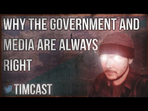 THE GOVERNMENT IS ALWAYS RIGHT