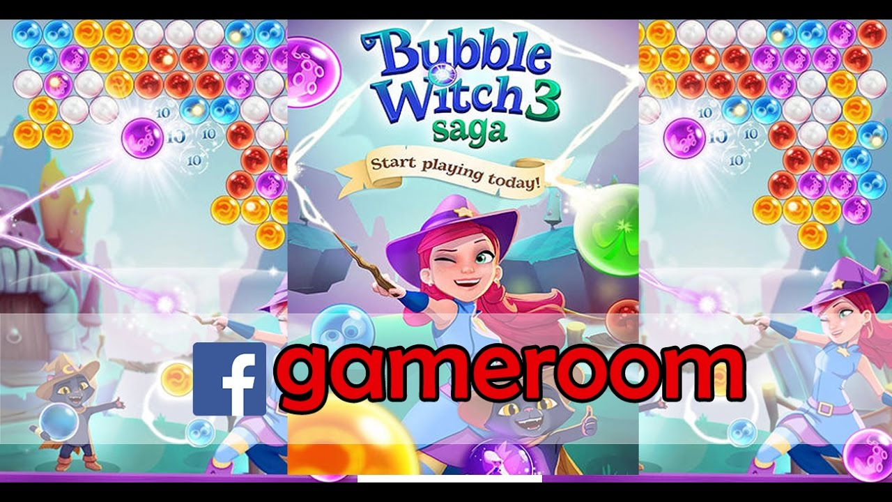 Bubble Witch Saga 2 Free Game Online | Download on PC for ...