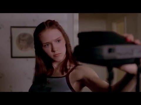 Girl 1998 Dominique Swain taking polaroids of herself