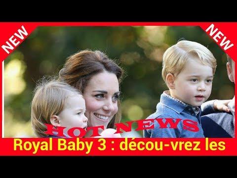 Royal Baby 3 : découvrez les plus belles photos de Kate, William, George et Charlotte