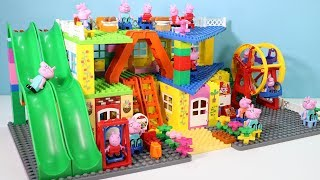 Peppa Pig Lego House Creations Toys For Kids #9