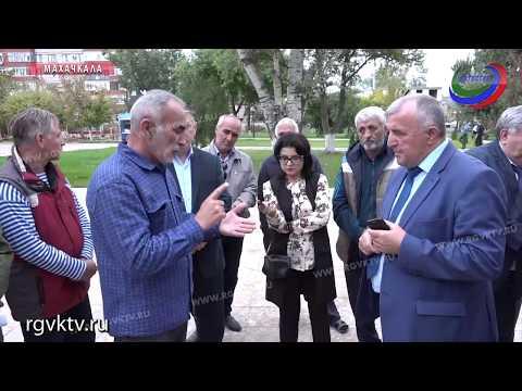 В Дагестане «афганцы» прекратили голодовку