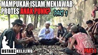 Download lagu Ustadz Keliling: Ceramahi anak PUNK, mampukah islam menjawab protes anak PUNK? Part 1