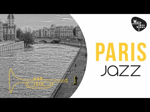 Paris Jazz - Swing & Romance, Café Background Music Long Playlist
