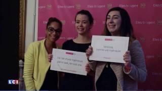 Les ingénieures à l'honneur avec Elles Bougent sur LCI
