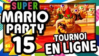 SUPER MARIO PARTY EPISODE 15 MARIOTHON EN LIGNE : RANG B+ ! (NINTENDO SWITCH)