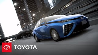 2016 Toyota Mirai FCV – Product Introduction | Toyota