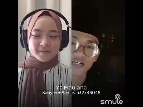 Keren Duet Sholawat Maulana Ya Maulana Bareng Kk Nisa Sabyan