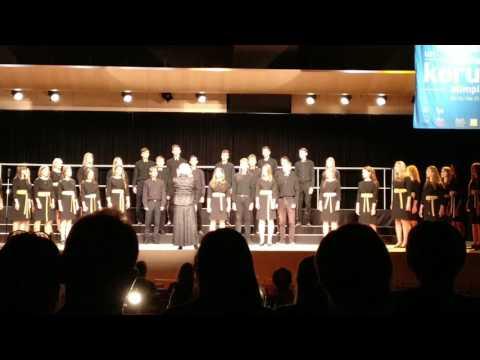 "Day 1, Category O2 - Mixed Choir ""Tomēr"" (Latvia) - Song 2"