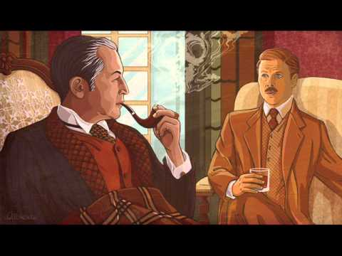 Nick Hoffmann - Sherlock Holmes Theme (Drop C in minor)