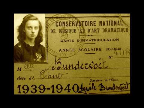 Agnelle Bundervoët plays de La Presle, Thème et variations