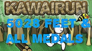 Kawairun - 5028 Feet & All Medals | Español