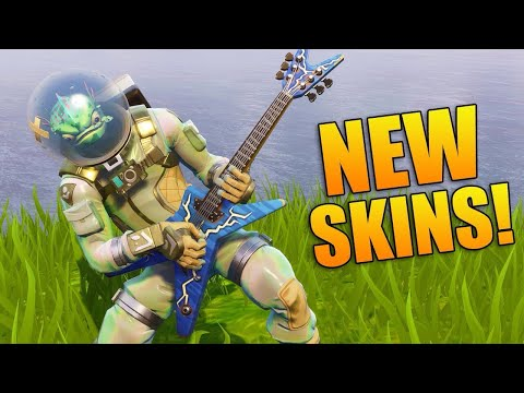 *NEW* LITHUANIAN FREE SKIN + FREE SAVE THE WORLD CODES! - Fortnite Gameplay