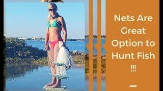 Do You Love Fishing? Then You Should Watch The Video || Net Fishing