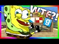 WTF HAPPENED TO SPONGEBOB?!?! Gmod Crazy Spongebob Mod