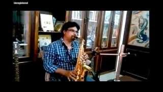 Ilayaraja tamil song instrumental sax roojapu aadivanthadu (rojalo letha vannele) by Nag Iyer