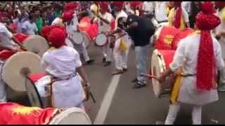 Shivpratishtha Dhol-Tasha Pathak Nagpur - Dhina Dhin Dha