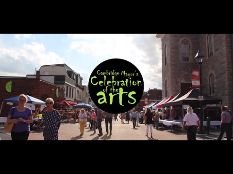 2017 Cambridge Mayor's Celebration of the Arts promo video