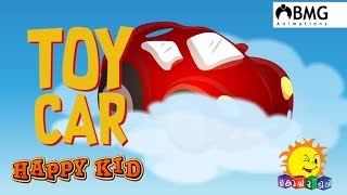 Happy Kid | Toy Car | Episode 133 | Kochu TV | Malayalam