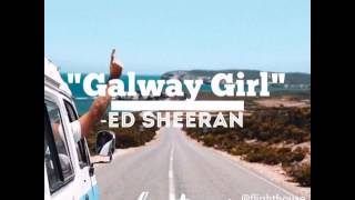 Flighthouse : Galway girl