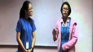 《精辩8》小组循环赛 香港协恩中学 vs 马来西亚吉隆坡中华