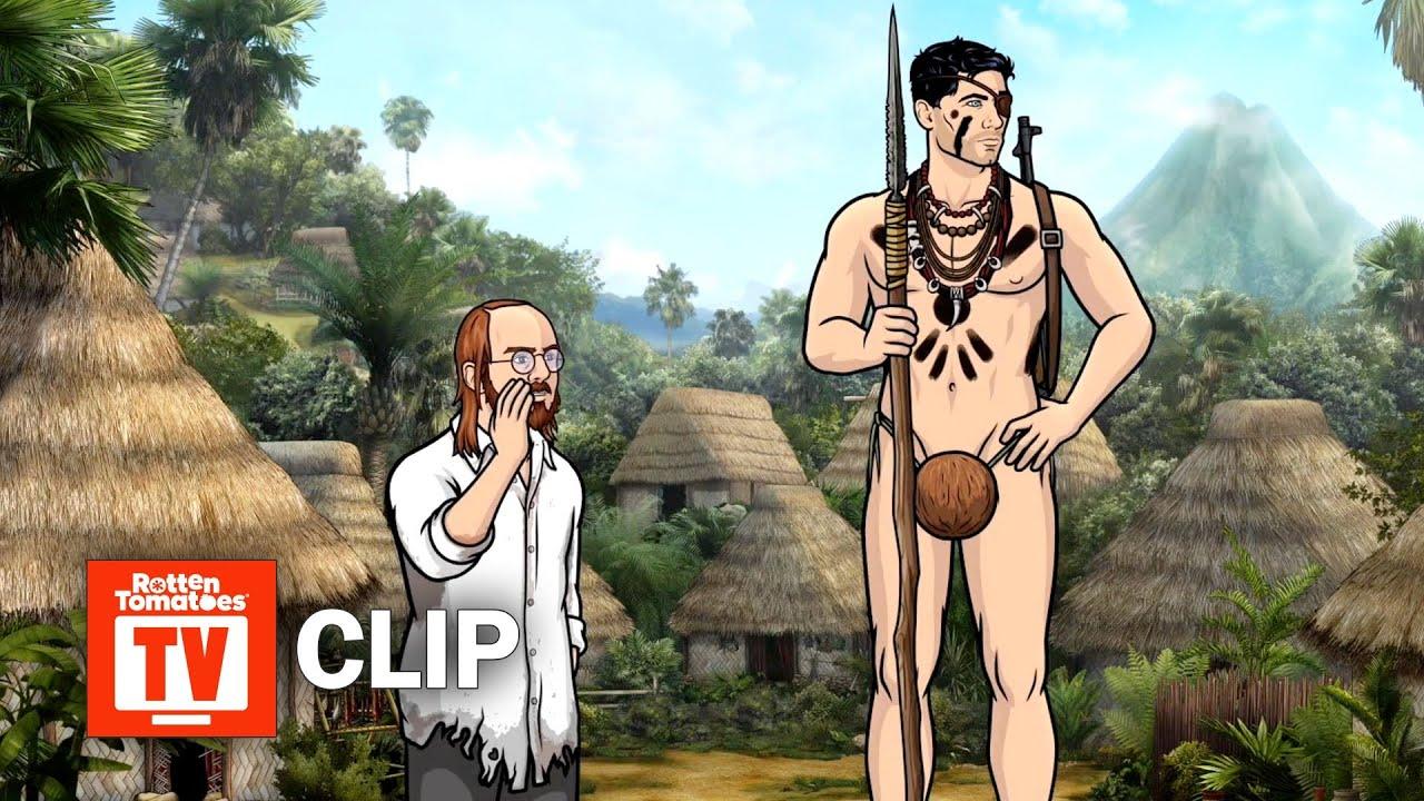 Download Archer: Danger Island S09E07 Clip   'Montage'   Rotten Tomatoes TV