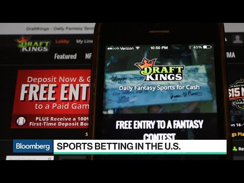 Genius Sports CEO on the Regulation of Sports Betting